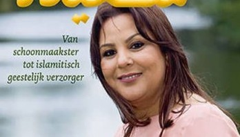 Boekrecensie: Saïda, van schoonmaakster tot islamitisch geestelijk verzorger – Jeroen Jeroense & Trijnie Nielen-Rosier