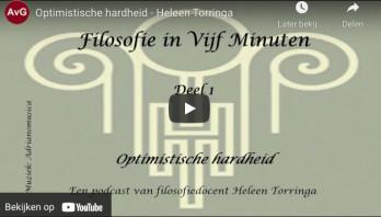 Mini-podcast Filosofie in 5 minuten: Optimistische hardheid (deel 1)
