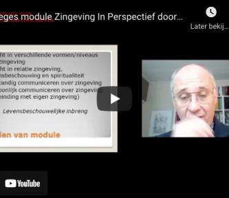 Beschermd: Colleges module Zingeving in Perspectief – Job Smit